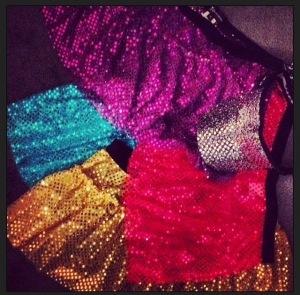 Sparkle Skirts