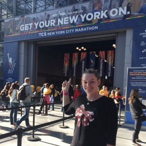 NYC Marathon Expo