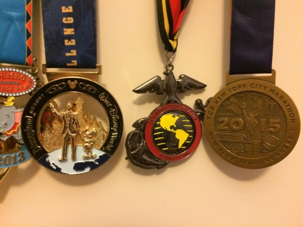 My 2 Marathon Accomplishments